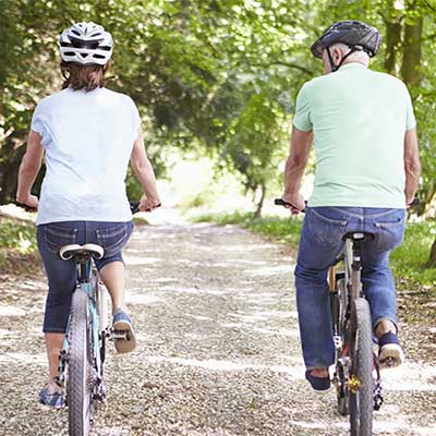 read more about 7 top tips to get into cycling at any age