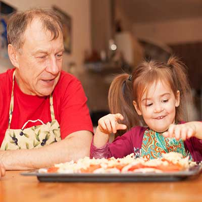 read more about Our top 12 indoor activities for a day at home with the grandchildren