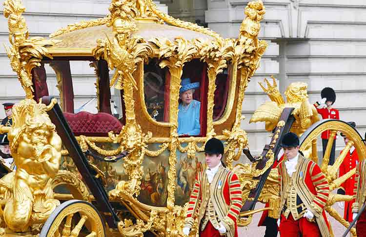 The Queen's Golden Jubilee