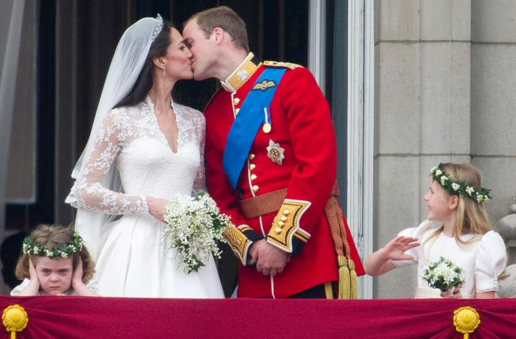 The Wedding of Prince William to Kate Middleton