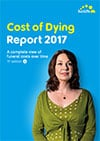 Cost of Dying report 2017 cover