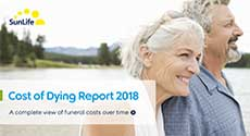 Cost of dying report 2018 cover
